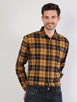Изображение Шафрановый муж. Рубашки Длинний рукав