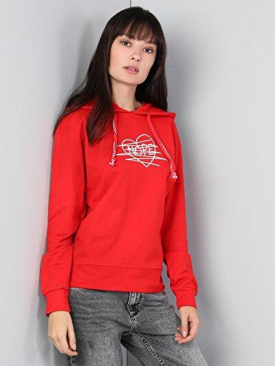 Изображение Красный жен. Толстовки