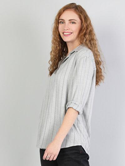 Изображение  жен. Рубашки Длинний рукав