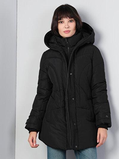 Изображение Черный жен. Куртки