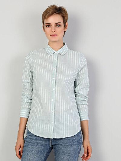 Изображение Рубашка Облегающего Кроя