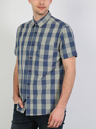 Изображение Зеленый муж. Рубашки Короткий рукав