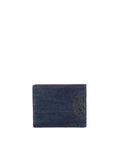Купить со скидкой COLIN'S синий мужской кошельки