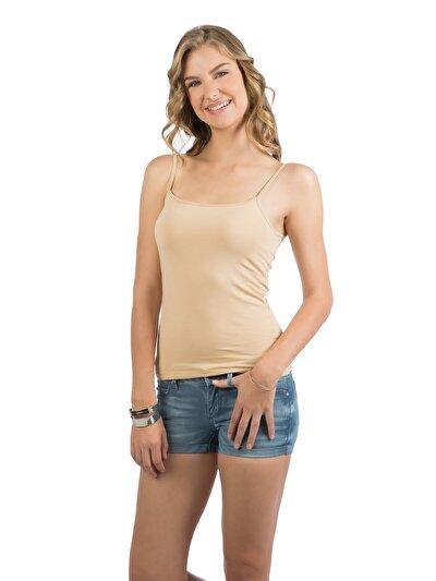 COLINS визон женский майки<br>Пол: женский; Цвет: визон; Размер INT: S;