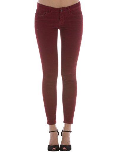 COLINS бордовый женский брюки<br>Пол: женский; Цвет: бордовый; Размер INT: 27/30;