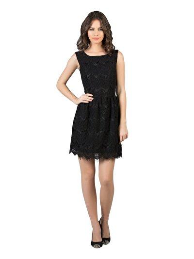 COLINS черный женский платья<br>Пол: женский; Цвет: черный; Размер INT: S;