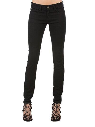 COLINS черный женский брюки<br>Пол: женский; Цвет: блек леги вош; Размер INT: 29/30;