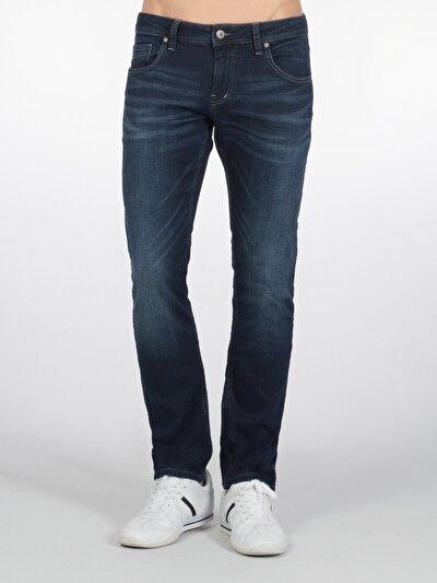 COLINS деним мужской брюки<br>Пол: мужской; Цвет: джог шон уош; Размер INT: 32/34;