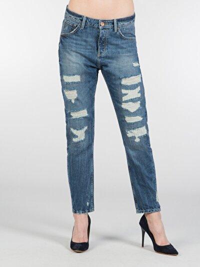 COLINS  женский брюки<br>Пол: женский; Цвет: флорида вош; Размер INT: 28;