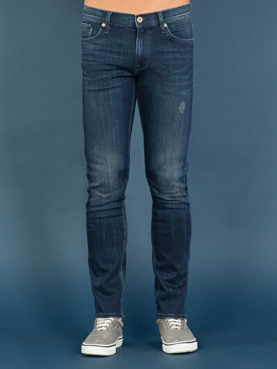 COLINS  мужской брюки<br>Пол: мужской; Цвет: дарк сохо уош; Размер INT: 28/32;