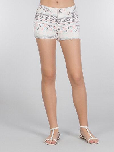 COLINS мульти женский шорты<br>Пол: женский; Цвет: мульти; Размер INT: 36;