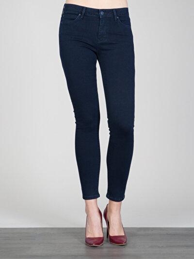 COLINS  женский брюки<br>Пол: женский; Цвет: дарк леги вош; Размер INT: 30/28;