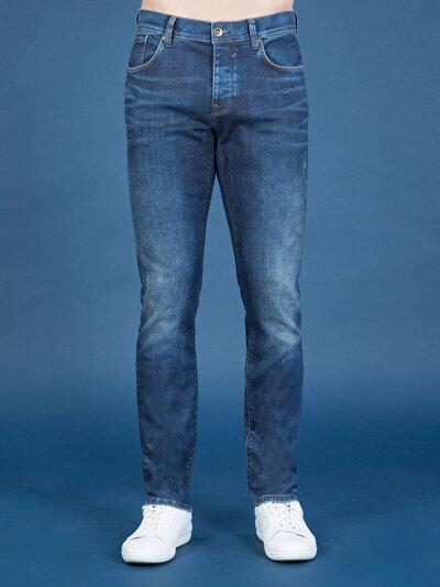 COLINS  мужской брюки<br>Пол: мужской; Цвет: крист уош; Размер INT: 32/32;