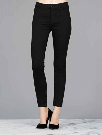 COLINS черный женский брюки<br>Пол: женский; Цвет: алисия уош; Размер INT: 30/30;