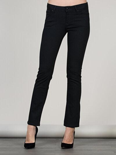 COLINS черный женский брюки<br>Пол: женский; Цвет: алисия уош; Размер INT: 25/30;
