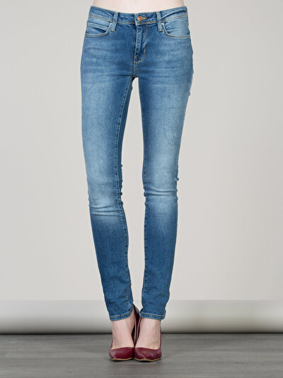 COLINS  женский брюки<br>Пол: женский; Цвет: уенди уош; Размер INT: 32/32;