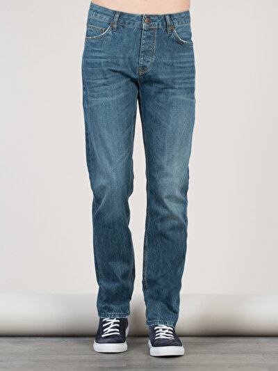 COLINS деним мужской брюки<br>Пол: мужской; Цвет: валкер варка; Размер INT: 31/32;