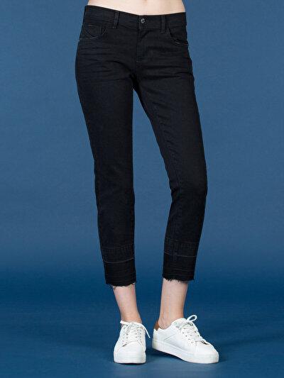 COLINS  женский брюки<br>Пол: женский; Цвет: пэгги уош; Размер INT: 30;