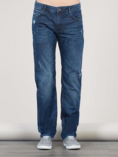 COLINS  мужской брюки<br>Пол: мужской; Цвет: боурил уош; Размер INT: 32/32;