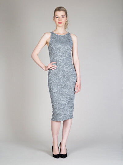 Купить со скидкой COLIN'S антрацит женский платья