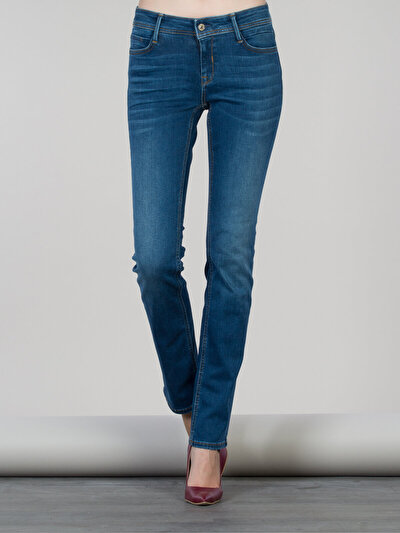 COLINS  женский брюки<br>Пол: женский; Цвет: фокс уош; Размер INT: 27/34;