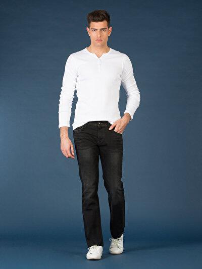 COLINS  мужской брюки<br>Пол: мужской; Цвет: блек арло уош; Размер INT: 32/34;
