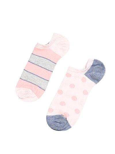 Купить со скидкой COLIN'S розовый женский носки
