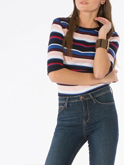 COLINS мульти женский свитеры<br>Пол: женский; Цвет: мульти; Размер INT: XS;