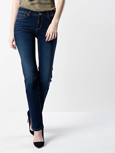 COLINS  женский брюки<br>Пол: женский; Цвет: валериан уош; Размер INT: 30/32;