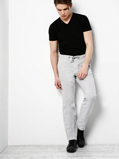 COLIN'S серый мужской брюки