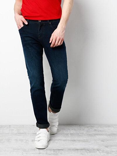 COLINS  мужской брюки<br>Пол: мужской; Цвет: калримо уош; Размер INT: 32/32;