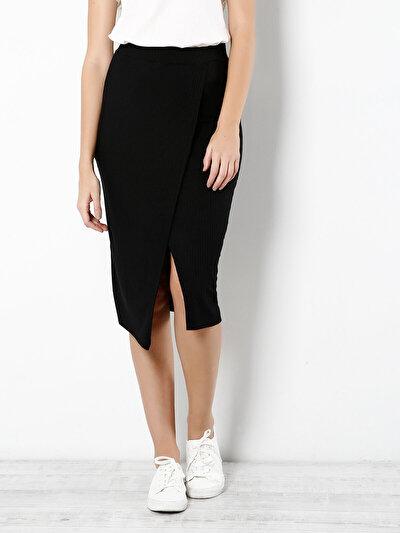 COLINS черный женский юбки<br>Пол: женский; Цвет: черный; Размер INT: M;