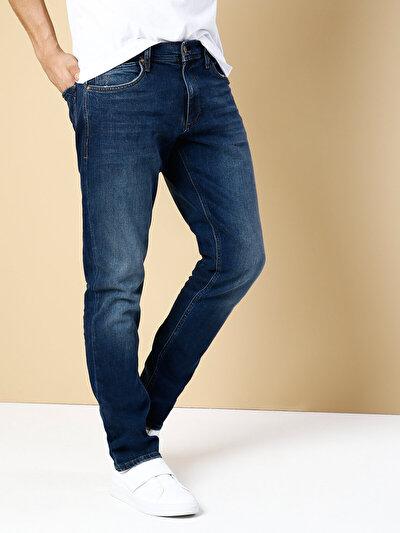COLINS  мужской брюки<br>Пол: мужской; Цвет: монтель уош; Размер INT: 28/32;