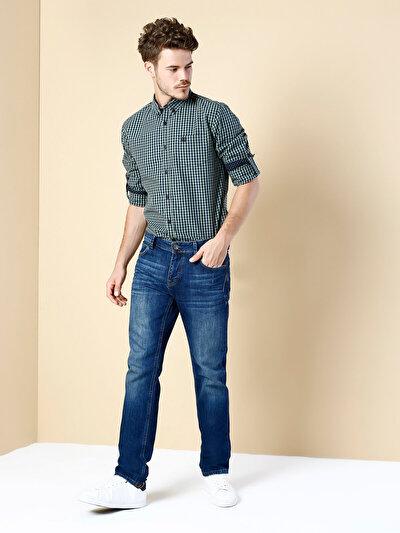 COLINS  мужской брюки<br>Пол: мужской; Цвет: руа уош; Размер INT: 29/30;