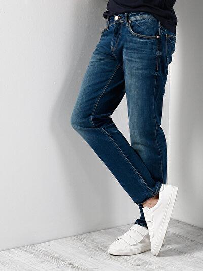 COLINS  мужской брюки<br>Пол: мужской; Цвет: хью уош; Размер INT: 34/34;