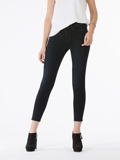 COLINS  женский брюки<br>Пол: женский; Цвет: алура уош; Размер INT: 25/30;