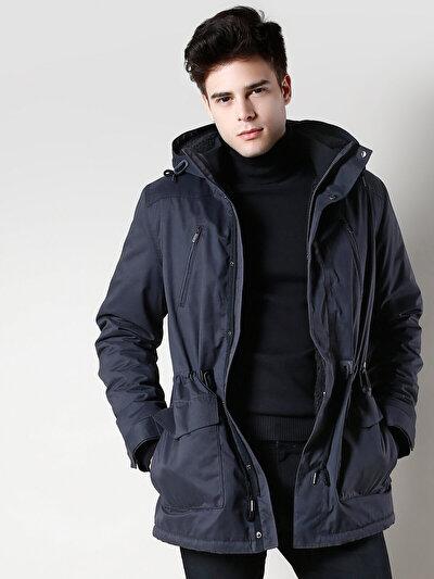 COLINS антрацит мужской пальто<br>Пол: мужской; Цвет: антрацит; Размер INT: XL;