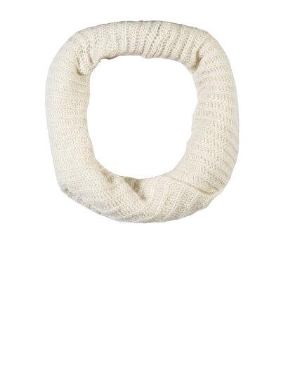 COLINS бежевый женский шарфы<br>Пол: женский; Цвет: бежевый; Размер INT: STND;