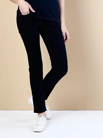 COLINS  женский брюки<br>Пол: женский; Цвет: тина вош; Размер INT: 27/30;