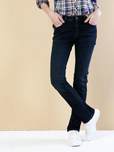COLINS  женский брюки<br>Пол: женский; Цвет: сенти уош; Размер INT: 29/34;