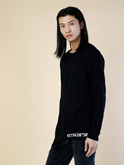 COLINS серый мужской брюки<br>Пол: мужской; Цвет: борлер уош; Размер INT: 33/34;