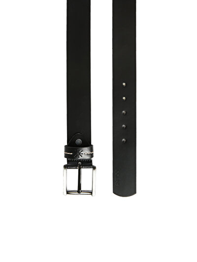 COLINS черный мужской ремни<br>Пол: мужской; Цвет: черный; Размер INT: 100;