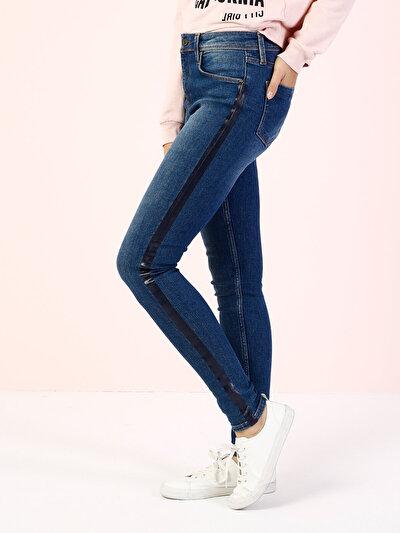 COLINS  женский брюки<br>Пол: женский; Цвет: лодви уош; Размер INT: 29/32;