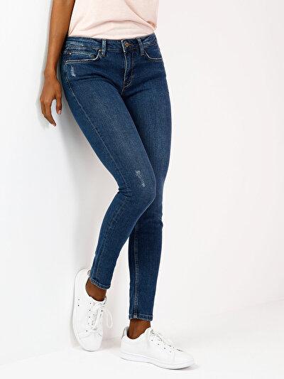 COLINS  женский брюки<br>Пол: женский; Цвет: алиша уош; Размер INT: 31/32;