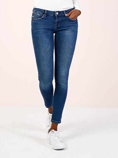 COLINS  женский брюки<br>Пол: женский; Цвет: емма вош; Размер INT: 28/30;