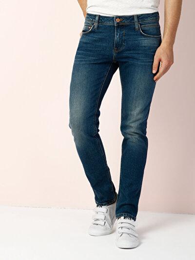 COLINS  мужской брюки<br>Пол: мужской; Цвет: уарри уош; Размер INT: 32/32;