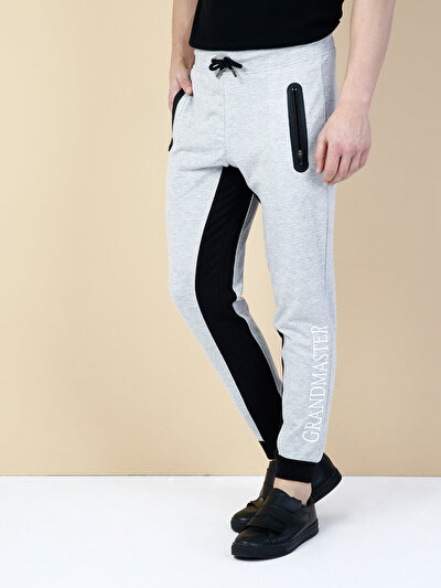 COLIN'S серый мужской спортивные брюки