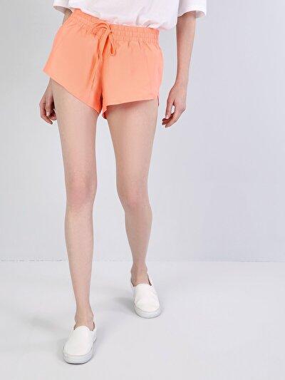 Изображение Коралловый жен. Пляжные шорты